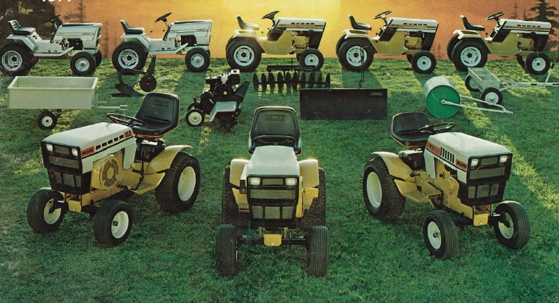 Roper Lawn Tractors And Garden : Roper sears tractor attachment manuals for firefox